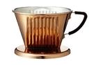 金時代書香咖啡 Kalita 102系列 銅製三孔濾杯 2-4人份 #05009