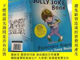 二手書博民逛書店Horrid罕見heniy s jolly joke book恐怖的小醜書Y200392