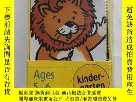 二手書博民逛書店Brain罕見Quest Kindergarten, revised 4th edition 智力開發系列:幼兒園