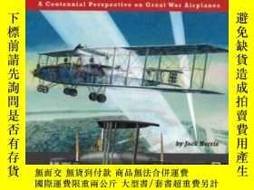 二手書博民逛書店Zeppelin-Staaken罕見Aircraft of WWI: Volume 1: VGO.I – R.VI