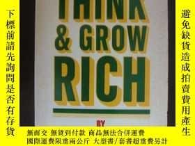 二手書博民逛書店Think罕見& Grow RichY85718 Napoleo