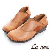【La new outlet】飛彈系列 超輕量手縫休閒鞋(女222026604)