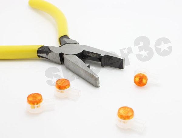 新竹【超人3C】電信鉗 端子鉗 壓線鉗 接續子 接線端子 UY/UY2/K1/K2/K3
