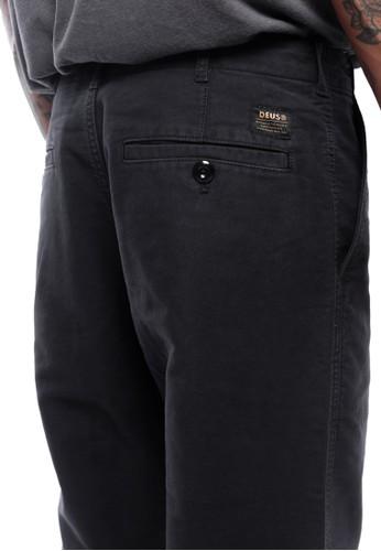 Deus  男 Work Cropped Chino 長褲