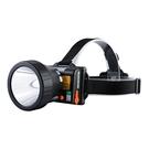 鷹眼王led釣魚頭燈強光充電超亮疝氣燈打獵防潑水礦燈頭戴式手電筒
