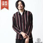長袖襯衫 拉鍊領口休閒上衣 共15色