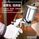 噴槍油漆噴槍噴壺氣動噴漆槍小型汽車鈑金乳膠漆噴漆機家具修補漆 快速出貨