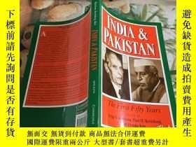 二手書博民逛書店INDIA罕見& PAKISTANY204356 INDIA & PAKISTAN INDIA &am