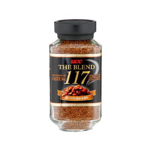 UCC117即溶咖啡90g