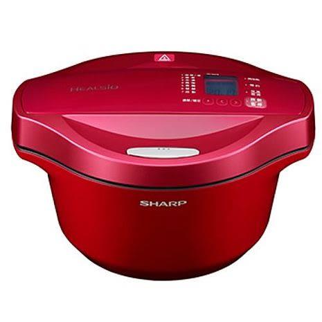 «免運費»SHARP 夏普 0水鍋無水鍋 2.4L KN-H24TB (紅色)【南霸天電器百貨】