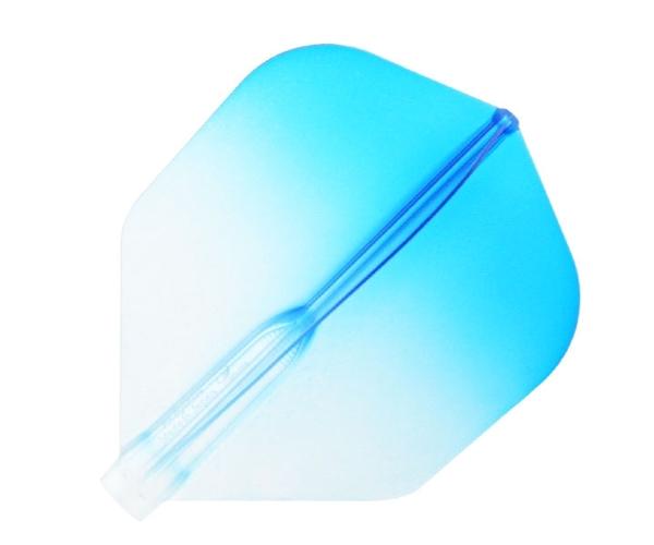 【Fit Flight AIR x Esprit】Gradation Shape Blue 鏢翼 DARTS