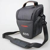 相機包 佳能單反相機包 單肩攝影包 三角包600D 650D 700D 60D 70D 550D 小宅女