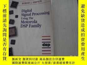 二手書博民逛書店Digital罕見signal processing Using