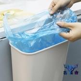 【2個裝】櫥柜門掛式垃圾桶桌面塑料收納盒壁掛垃圾簍【古怪舍】