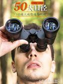 雙筒望遠鏡高倍高清夜視非人體透視女成人演唱會望眼鏡兒童 水晶鞋坊