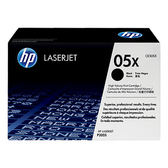 HP 原廠碳粉匣 CE505X 適用 HP LJ P2055D(6,500張) 雷射印表機