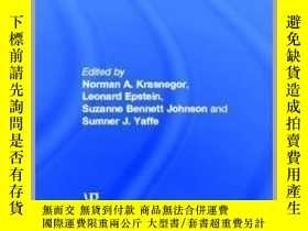 二手書博民逛書店Developmental罕見Aspects of Health Compliance Behavior-健康依從