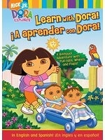 二手書Learn With Dora!/-a Aprender Con Dora!: A Bilingual Adventure With Pull-tabs, Wheels, And Flaps! R2Y 141691210X