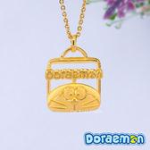 哆啦a夢Doraemon-陪伴哆啦-黃金墜子