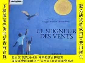 二手書博民逛書店外文原版罕見《LE SEIGNEUR DES VENTS》Y163703