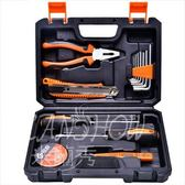 贛春五金工具套裝 家用工具箱 多功能手動維修電工 木工 工具組套