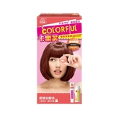 卡樂芙優質染髮霜-珊瑚粉橘【康是美】
