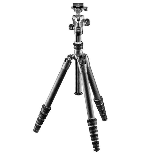 ◎相機專家◎ 送拭鏡紙 Gitzo Traveler eXact GK1555T-82TQD 碳纖維旅行家三腳架套組 正成公司貨