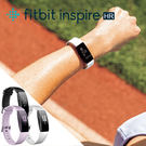 Fitbit Inspire HR 智慧體感記錄器 運動手環 防水 台灣群光公司貨