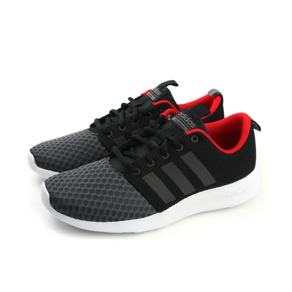 adidas CF SWIFT RACER 運動鞋 跑鞋 舒適 透氣 避震 男鞋 黑色 BB9942 no416