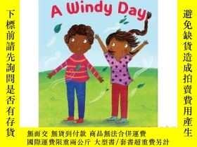 二手書博民逛書店A罕見Windy DayY346464 Margo Gates;