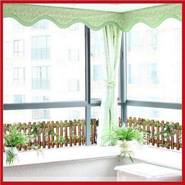 壁貼--籬笆 AY7192-449 聖誕節交換禮物 【AF01013-449】i-Style居家生活