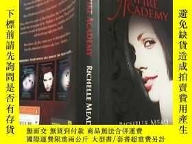 二手書博民逛書店vampire罕見academy:吸血鬼學院Y200392