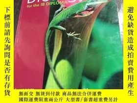 二手書博民逛書店Biology for罕見the IB DIPLOMAY2463