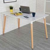 餐桌《Yostyle》貝莉北歐風大餐桌(亮麗白) 工作桌 接待桌 會議桌 接洽桌 咖啡廳