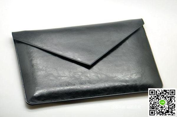 華為MateBook E D X 12/13.3寸 小米筆記本內膽包保護套真皮pro igo小宅女