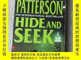 二手書博民逛書店Hide罕見and SeekY21478 James Patte