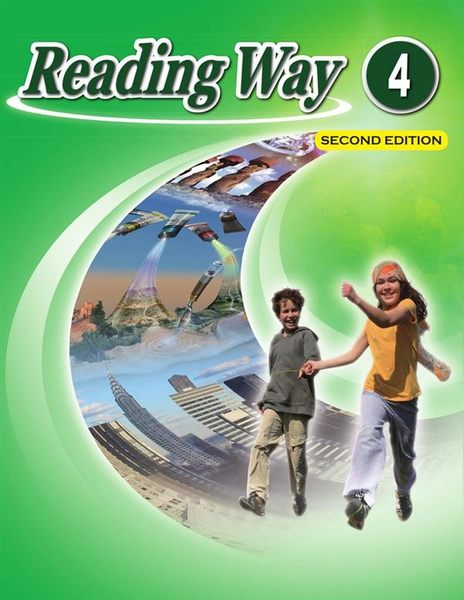 Reading Way 4  2/e (with CD)