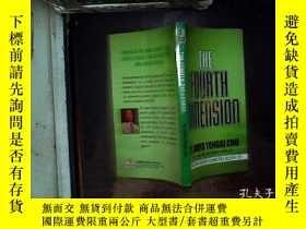 二手書博民逛書店the罕見fourth dimension...Y180897