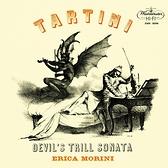 【停看聽音響唱片】【黑膠LP】塔替尼:魔鬼的顫音小提琴奏鳴曲