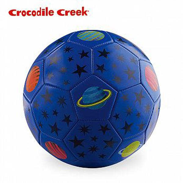 Crocodile Creek 3號兒童運動遊戲足球_太陽系