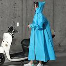 輕量式雨衣3XL天空藍