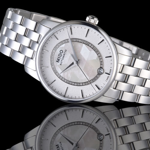 MIDO美度錶 BARONCELLI II永恆系列綺彩腕錶   M0072071111600