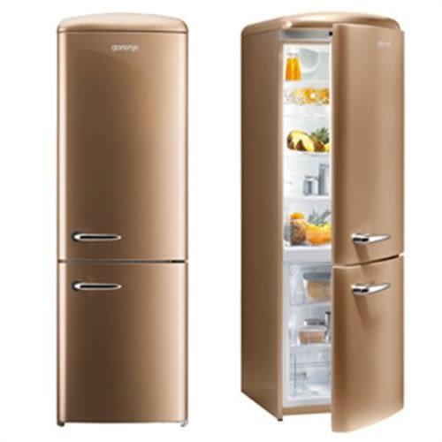 【零利率】gorenje 歌蘭尼342L 雙門復古冰箱 (220V電壓) 另售  D5656