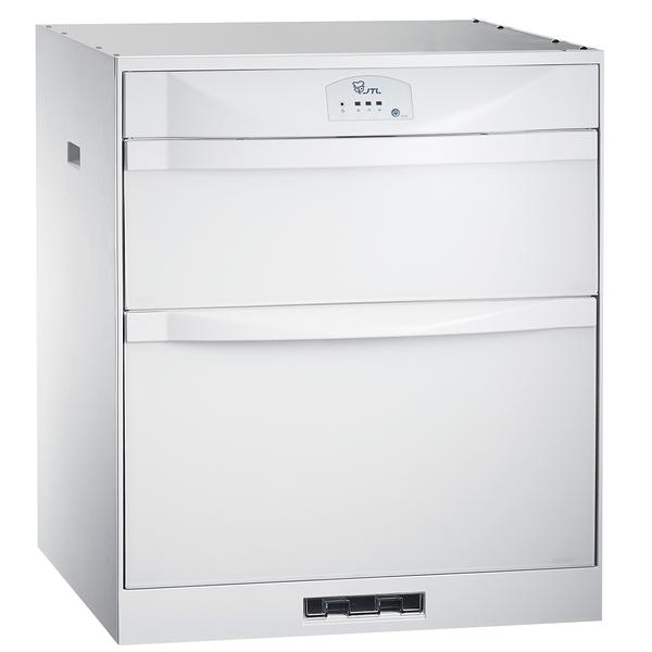 【甄禾家電】喜特麗JTL 下崁式臭氧型 LED鋼烤 冰晶白 ST筷架60  JT-3162QGW  限送大台北