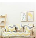 沙發罩全棉沙發墊布藝簡約現代客廳四季通用真皮坐墊子防滑罩巾蓋套定做  【快速出貨】