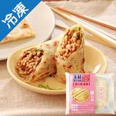 卡好香Q蔥油餅440g(4片)/包【愛買冷凍】