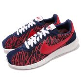 【四折特賣】Nike Wmns Roshe LD-1000 KJCRD 低筒 藍 紅 阿甘鞋 女鞋 休閒鞋 【PUMP306】 819845-400