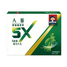 桂格 5X人蔘濃縮精華飲盒裝 (18包/單盒)【杏一】