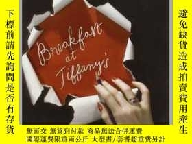 二手書博民逛書店Breakfast罕見at Tiffany s 蒂梵尼的早餐紀念