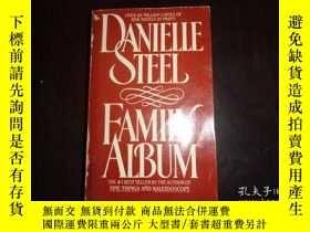 二手書博民逛書店Fsmily罕見Album,Danielle SteelY198